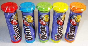 M&Ms Mini Tubes (24 x 35 Gm) - Goody Goody Gum Drops