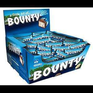Bounty Bars PICK & MIX (50 x 14 Gm bars) - Goody Goody Gum Drops