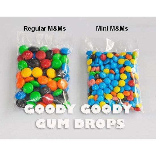 M&M Promo Bags for your business - 100 x 30 Gm |