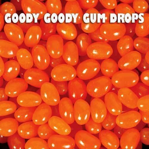 Orange Goody Goody Mini jelly beans |