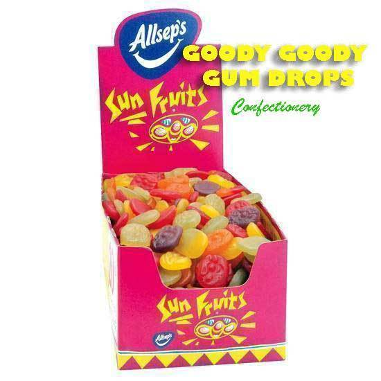 Sun Fruit Faces - 625 Gm - Goody Goody Gum Drops