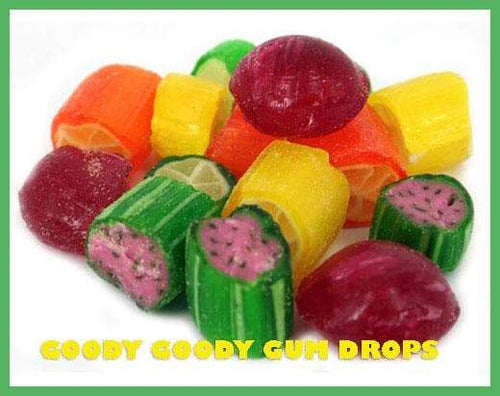 Tutti Fruity Assorted Rock 1 Kg Goody Goody Gum Drops