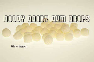 Fizzoes WHITE 1 Kg - Goody Goody Gum Drops