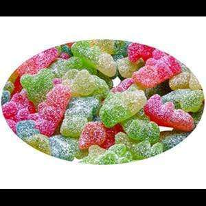 vendor-unknown CONFECTIONERY > SOUR Super Sour Bears 2 Kg