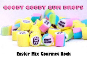 Easter Gourmet Rock Candy Mix 1 Kg - Goody Goody Gum Drops