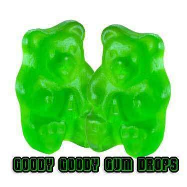 Gummi Bears GREEN 450 Gm |
