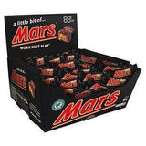 MARS PICK & MIX ( 50 x 18 Gm bars) |
