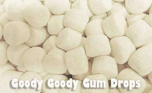 Marshmallow White Large 1kg - Goody Goody Gum Drops