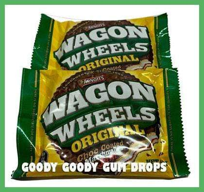 Wagon Wheels (16 x 48 Gm) |