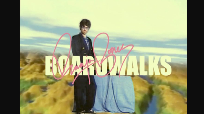 VIDEO PREMIERE: RAAJA BONES – BOARDWALKS