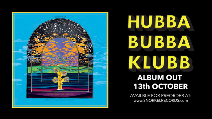 hubbabubbaklubb have announced their debut album!