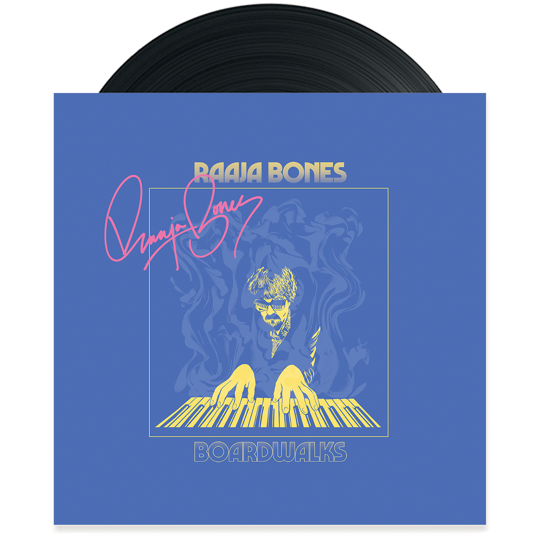 Raaja Bones - Boardwalks