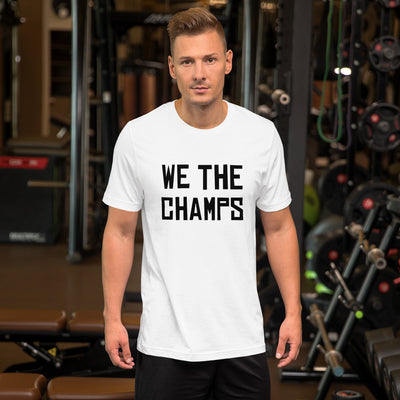We The Champs Raptors T-Shirt - MVP Season