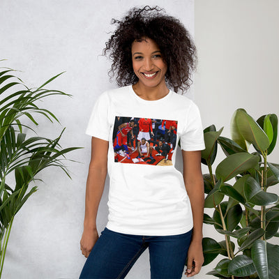 The Shot Unisex T-Shirt - MVP Season