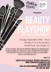 San Diego Beauty Playshop
