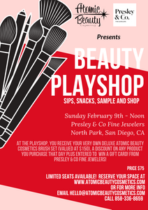 San Diego Beauty Playshop - North Park
