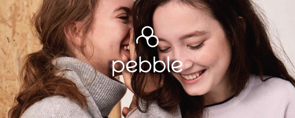 We're thrilled to be featured in Pebble magazine!