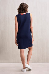 Skye Sleeveless Shift Dress | 22 Factor