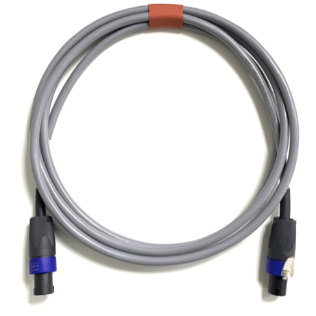 10 FT  Output Cable with two straight connectors
