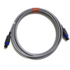 16ft Induction Output Cable with Two Straight Connectors