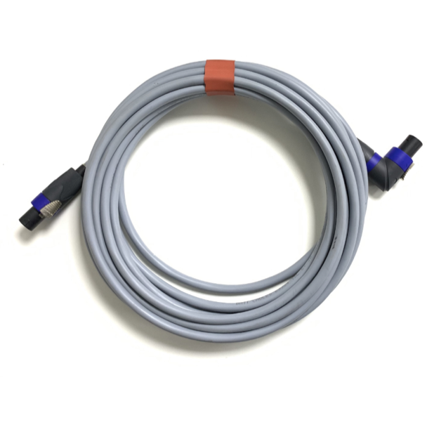 30ft Induction Output Cable with Two Straight Connectors