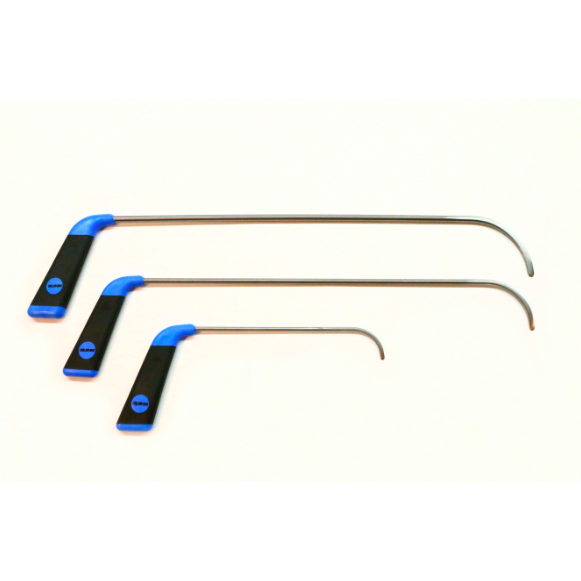 3 Piece Side Panel Hook Set