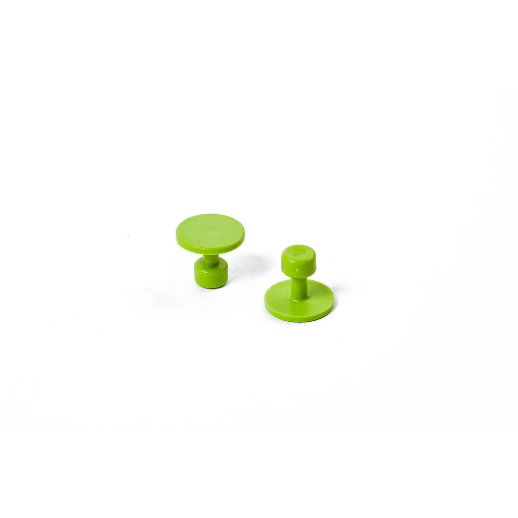 Gang Green Tabs - 25mm Smooth (10 PACK) - TDN Tools