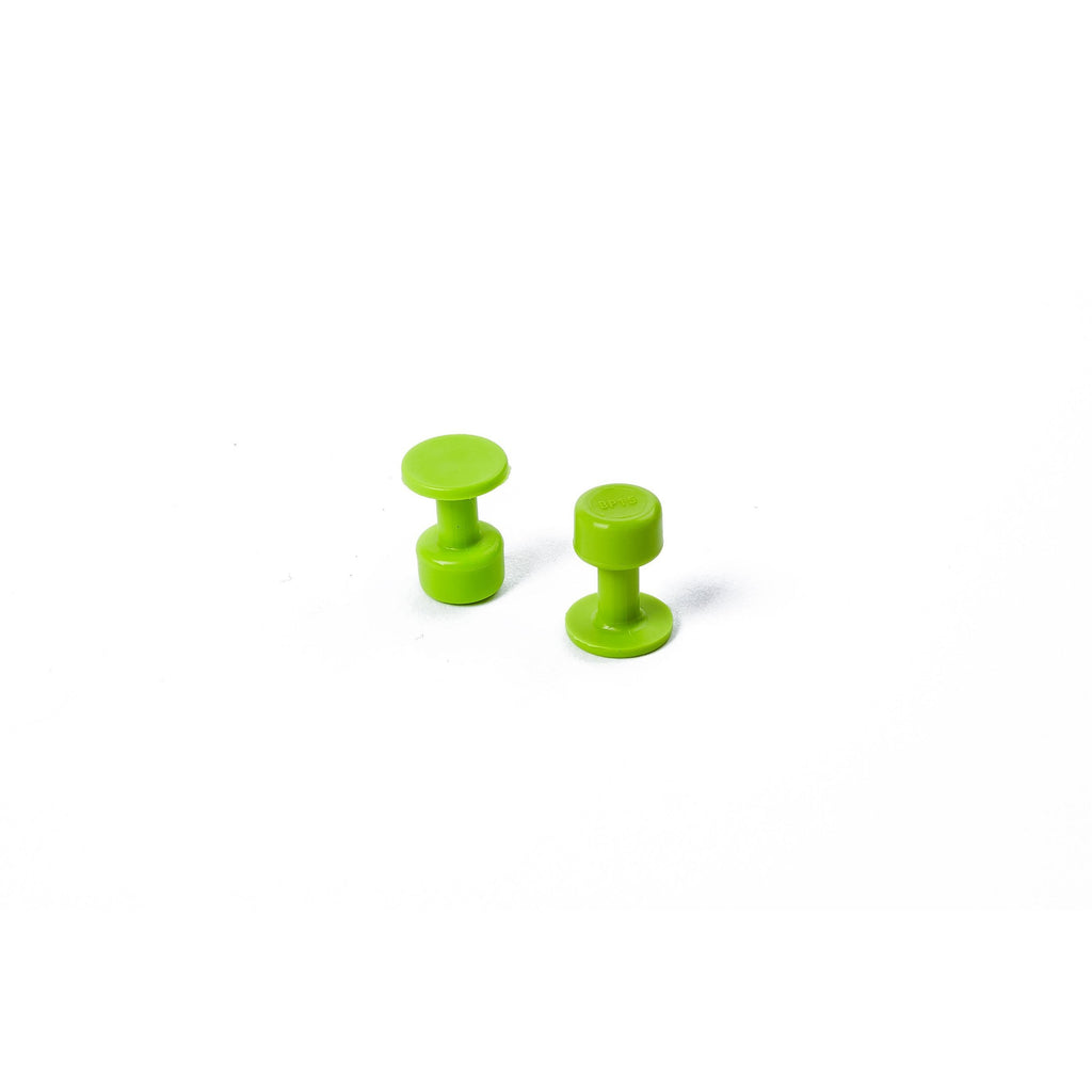 Gang Green Tabs - 15mm Smooth (10 PACK) - Gang Green Tabs - 15mm Smooth - TDN Tools