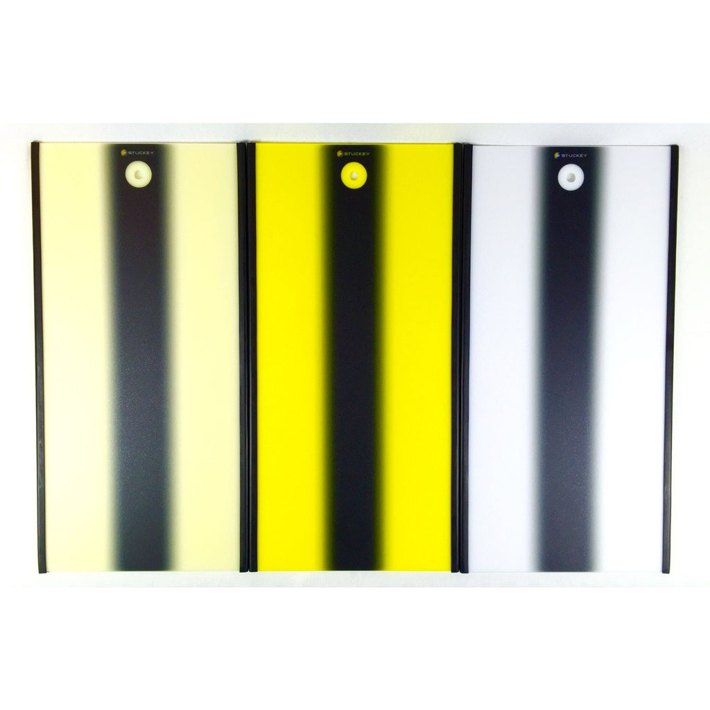Stuckey Reflection Boards- Yellow