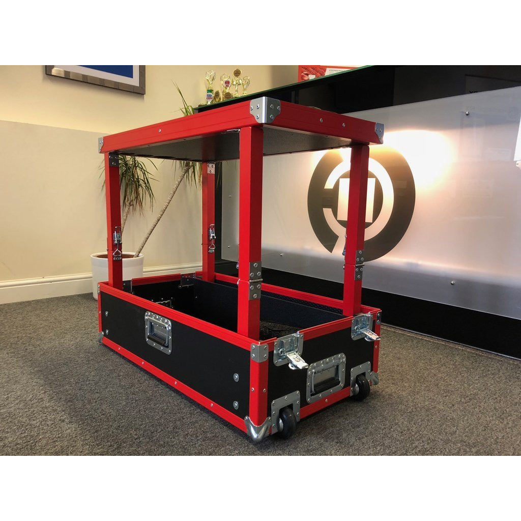 Small TDN Travel Cart - All Variants- Available in Red and 1 Standard Cart, limited supply.