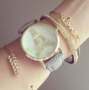 Eiffel Tower Watch