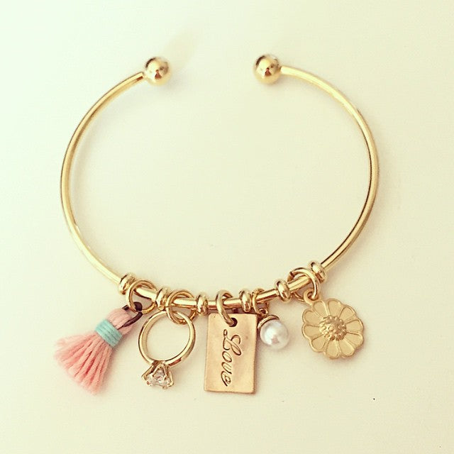 Assorted Love Bangle