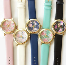 Load image into Gallery viewer, Floral Watch