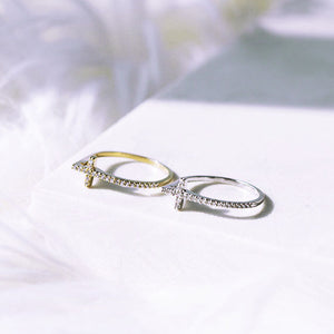 Cross Edge Ring