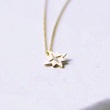 Load image into Gallery viewer, Nova Star Necklace