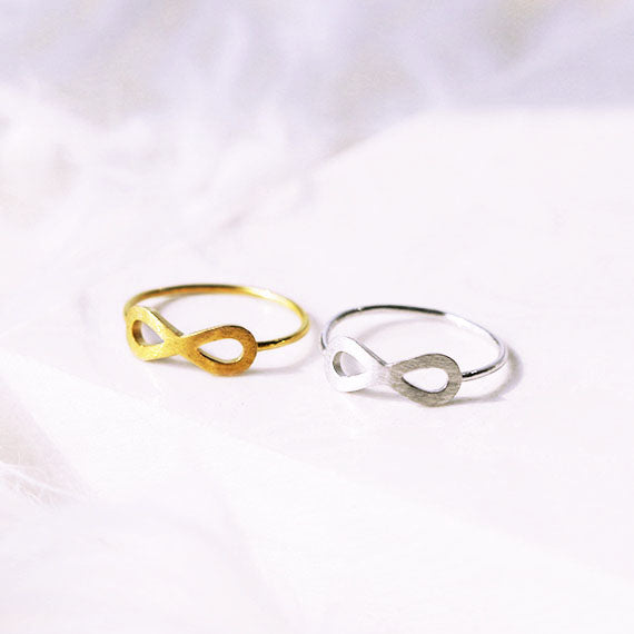 Infinity Cutout Ring