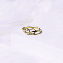 Load image into Gallery viewer, Infinity Love Ring