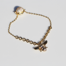 Load image into Gallery viewer, Bee Bracelet