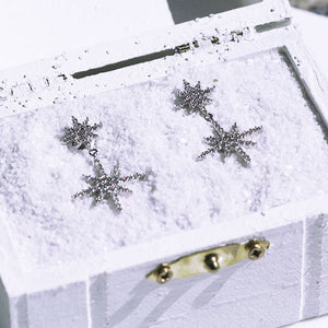 Nova Star Earrings