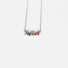 Load image into Gallery viewer, Multi Gemstone Necklace