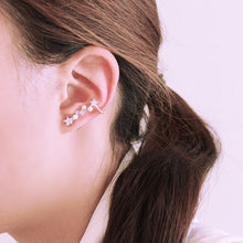 Load image into Gallery viewer, Star Pearl Ear Cuff