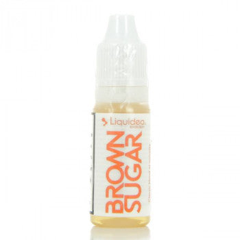E-liquide Brown Sugar Liquideo Evolution 10ml