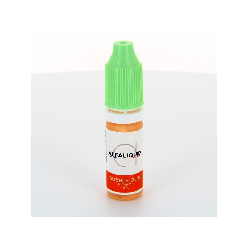 Bubble gum alfaliquid 10ML