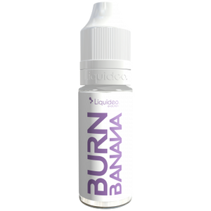 E-liquide Burn banana Liquideo Evolution 10ml