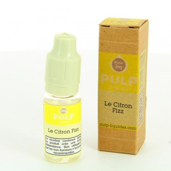 E-liquide Citron Frizz Pulp 10ml