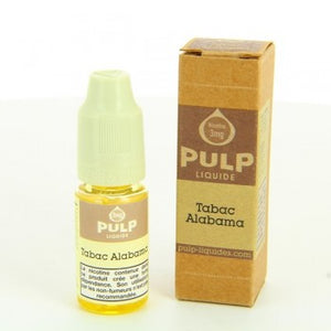 E-liquide Tabac Alabama Pulp 10ml
