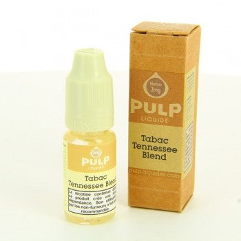 E-liquide Tabac Tennessee blend Pulp  10ml