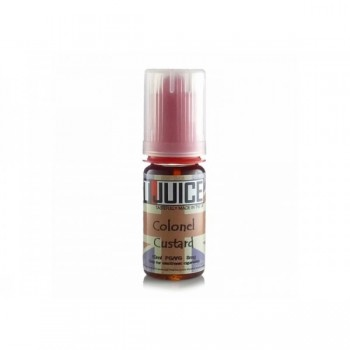 E-liquide Colonel custard Tjuice 10ml