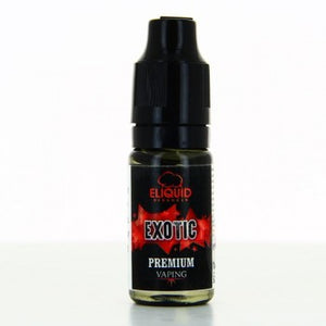E-liquide Exotic Eliquid-France 10ml