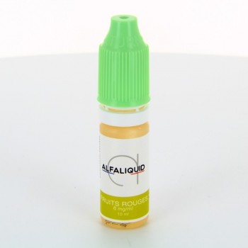 Fruits rouges alfaliquid 10ML